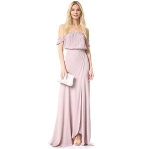 Flynn Skye Dusty Rose Bella Maxi Size M